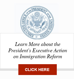 Learn More about the President's Executive Action on Immigration Reform